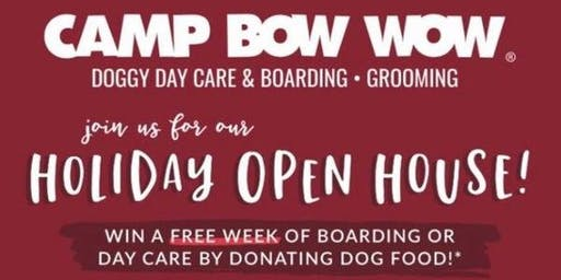 Camp Bow Wow Loveland Hosts Their Holiday Open House