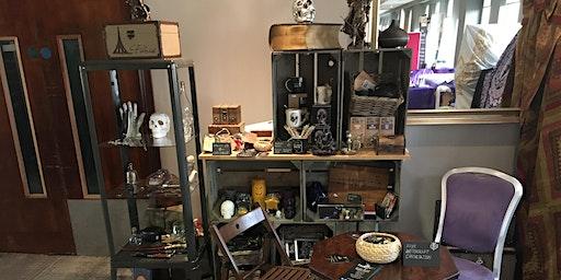 Thoth Witchcraft Market Stall - Bristol 2020