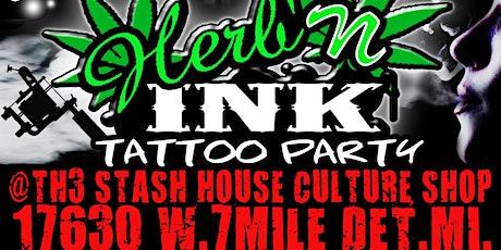 Herb N Ink II tickets