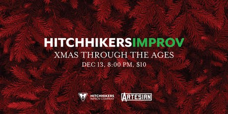 Hitchhikers Improv Holiday Show tickets
