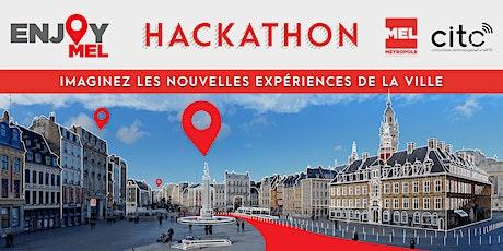 Hackathon EnjoyMEL : Imaginez les nouvelles expériences de la ville billets