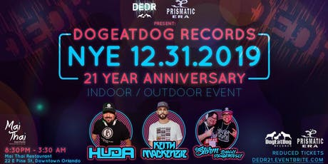 DEDR-21 feat. Huda,Keith MacKenzie,Storm,Johnny Dangerously,Si-Dog & Fal N tickets