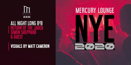 Mercury Lounge NYE 2020 tickets