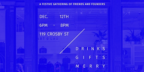 Let's Get Jolly @ the Crosby Street Collective by Stuart & Lau tickets