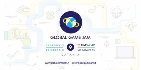 Global Game Jam 2020 - Catania biglietti