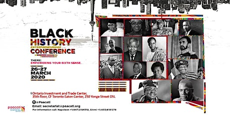 BLACK HISTORY ENTREPRENEURSHIP SUMMIT tickets