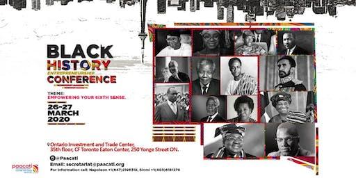 BLACK HISTORY ENTREPRENEURSHIP SUMMIT