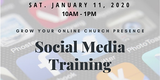 Social Media Training for the Church
