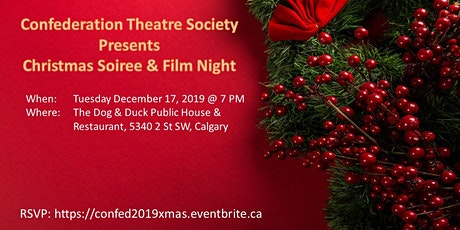 Confederation Christmas Party tickets