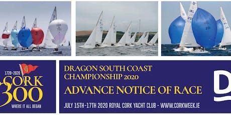 Dragon South Coast Championships 2020 tickets