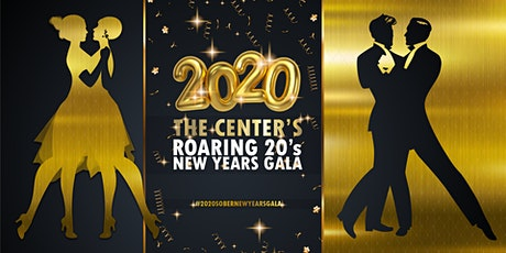 The Center's Roaring 20's New Years Gala tickets