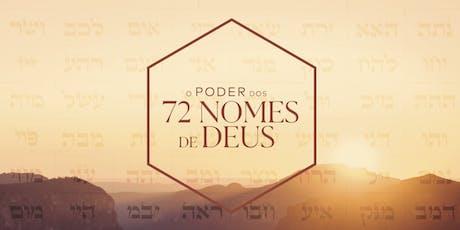 Semin. 72 Nomes de Deus | Janeiro de 2020 | RJ ingressos