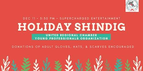 United Regional YPO Holiday Shindig tickets