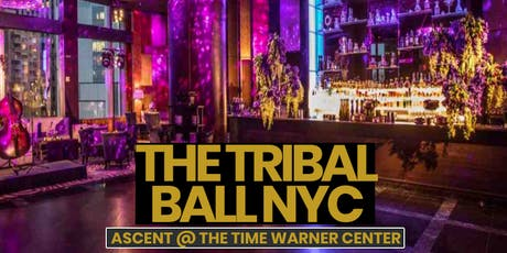The Tribal Ball - For Discerning Members of the Tribe  (Ages 21-45) tickets
