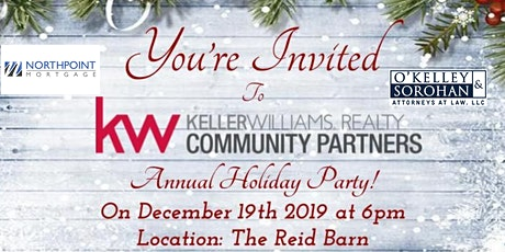 KWCP Annual Holiday Party tickets