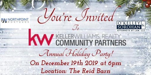 KWCP Annual Holiday Party