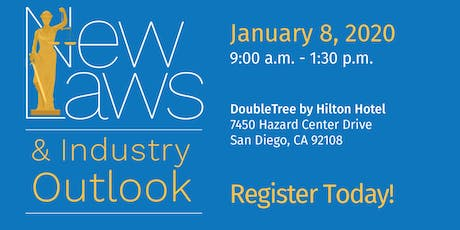2020 New Laws & Industry Outlook Brunch tickets