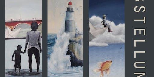Gemäldeausstellung -  Anja K. Spagl - 09. bis 19.12. in Johannis