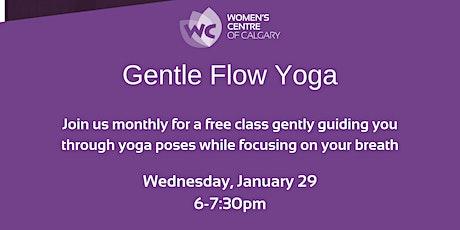 Gentle Flow Yoga tickets