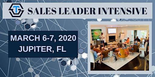 STG Sales Leader Intensive - March 2020