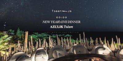 00:00 New Year's Eve Dinner at Tseen Ja