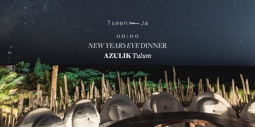 00:00 New Year's Eve Dinner at Tseen Ja