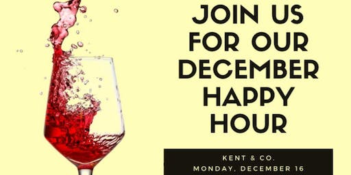 GFW PRSA Chapter Holiday Happy Hour