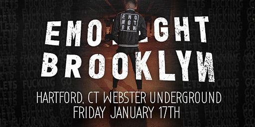 EMO NIGHT BROOKLYN: HARTFORD, CT