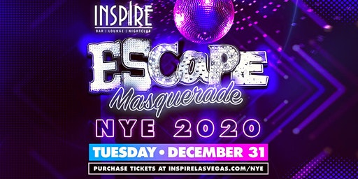 Inspire New Year's Eve 2020