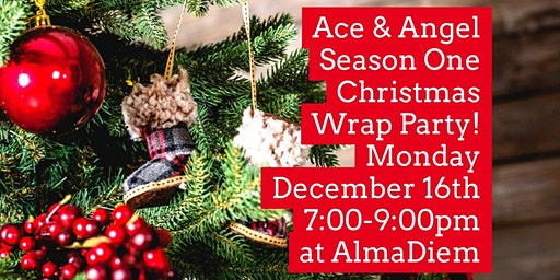 Ace & Angel Christmas Party!