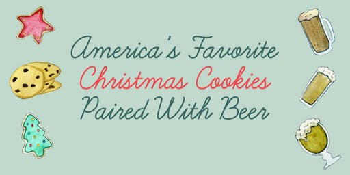 Beer And Christmas Cookie Pairing