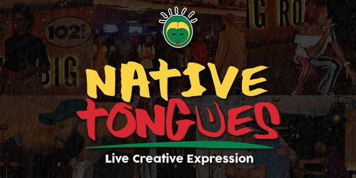 Native Tongues Presents: WE SPEAK TWO Featuring Allison Victoria