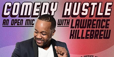 Comedy Hustle Open Mic tickets