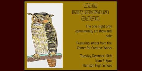 The Neighborhood - Art Show and Sale tickets