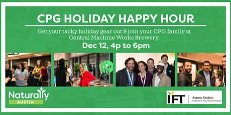 CPG Holiday Happy Hour tickets