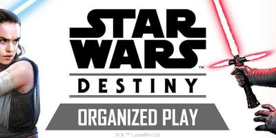 Star Wars Destiny Prime Championship