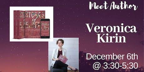 Meet author Veronica Kirin tickets