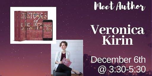 Meet author Veronica Kirin