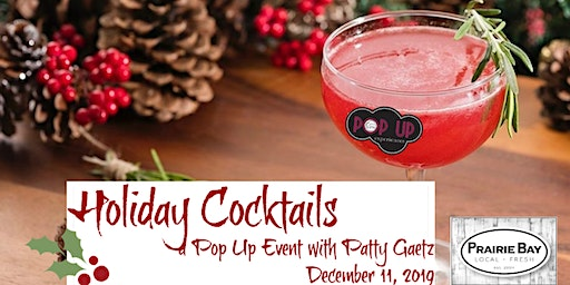Holiday Pop Up Experience (2nd Seating)