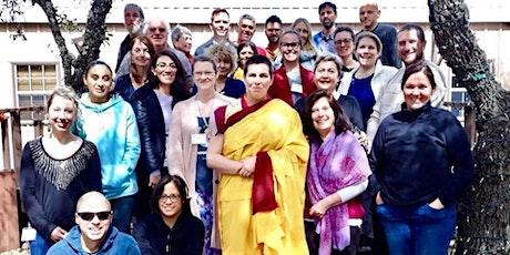 Buddhist Meditation Texas Hill Country Weekend Away Retreat: Awakening the Heart  tickets