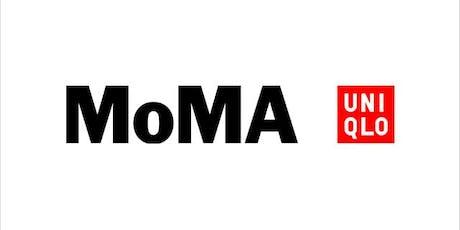 UNIQLO x MoMA Free Museum Fridays tickets