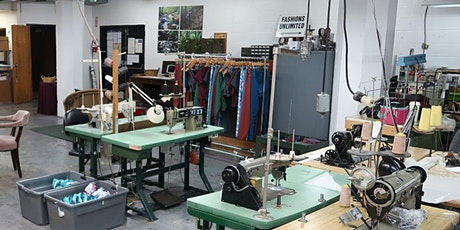Apparel Factory Tour - Fashions Unlimited tickets