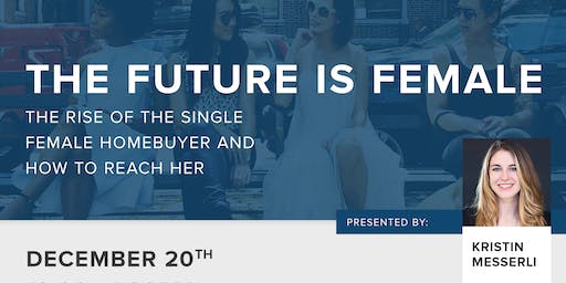 The Future is Female luncheon with Kristin Messerli