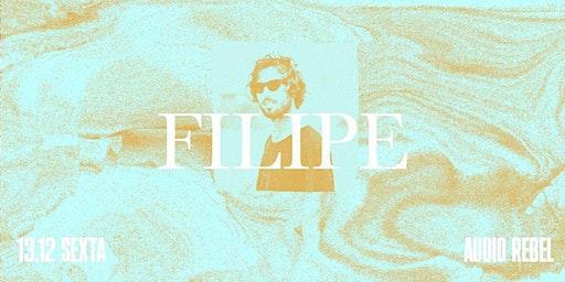 Filipe na Audio Rebel