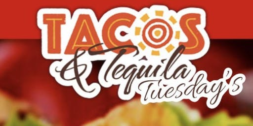 Wine Me Down Presents Taco & Tequila Tuesday's