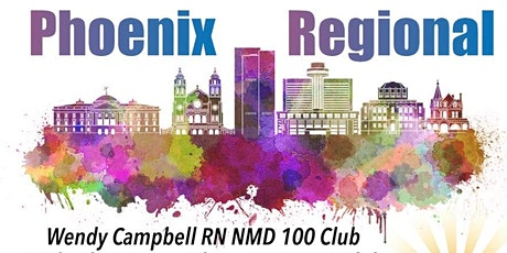 2020 PHOENIX REGIONAL FRIDAY NIGHT AND SATURDAY EVENT - WENDY CAMPBELL tickets