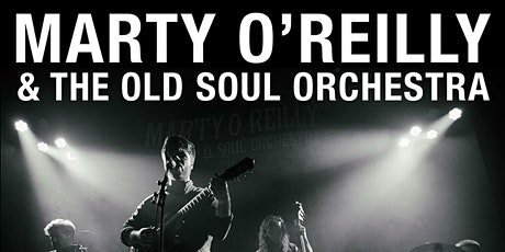 Marty O'Reilly & The Old Soul Orchestra @ Goldfield Trading Post tickets
