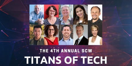 The 4th Annual Titans of Tech tickets