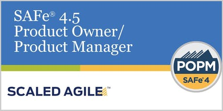 SAFe® Product Owner/Product Manager tickets
