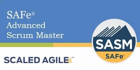 SAFe® Advanced Scrum Master tickets